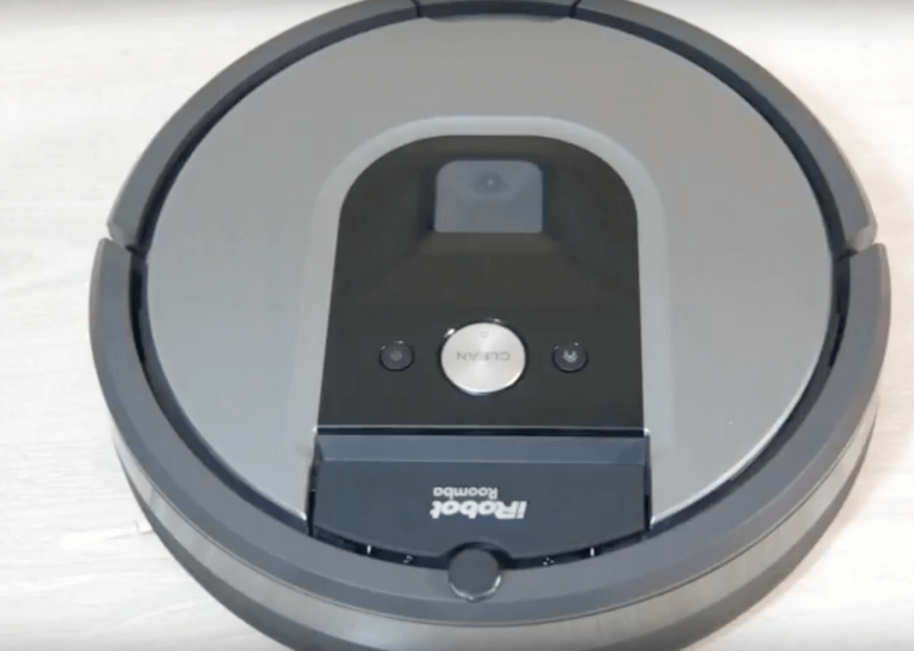 iRobot Roomba 960 Test