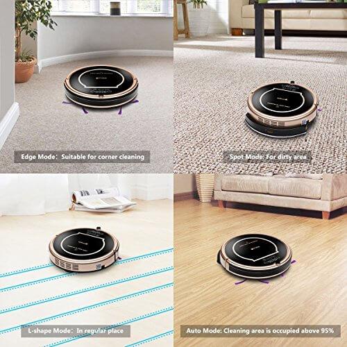 haier xshuai t370 test saugroboter test 2018. Black Bedroom Furniture Sets. Home Design Ideas