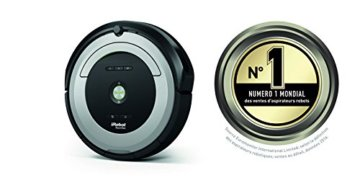 iRobot Roomba 680 Staubsaugroboter vergleich