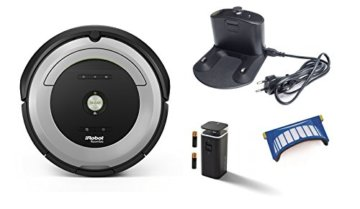 iRobot Roomba 680 Staubsaugroboter Zubehör