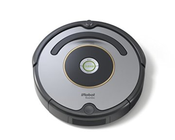 irobot roomba 615 saugroboter saugroboter test 2018. Black Bedroom Furniture Sets. Home Design Ideas