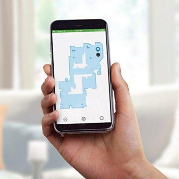 iRobot Roomba 960 Saugroboter App