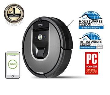 iRobot Roomba 960 Saugroboter Preisvergleich