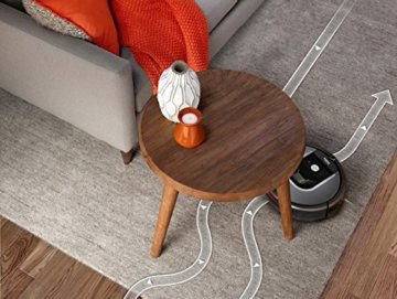iRobot Roomba 960 Roboter staubsauger mit Stuhl