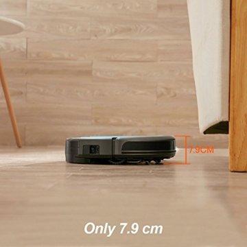 proscenic 811gb wlan staubsauger roboter test und preisvergleich. Black Bedroom Furniture Sets. Home Design Ideas