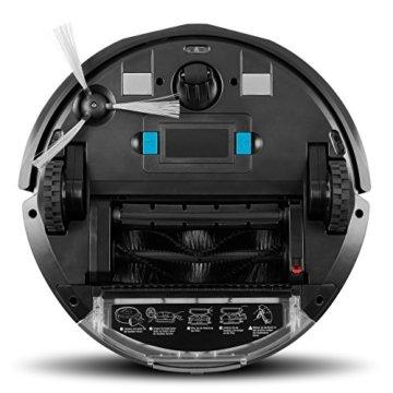 MEDION MD 17225 staubsauger roboter test