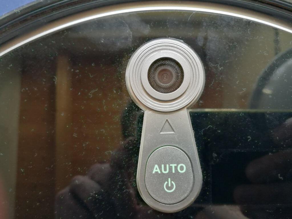Saugroboter mit Kamera