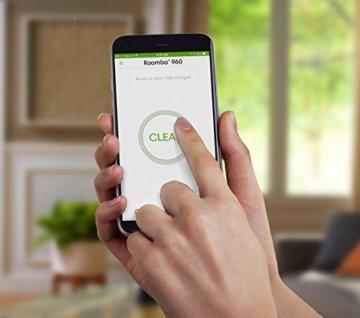 iRobot Roomba 671/675 Saugroboter app