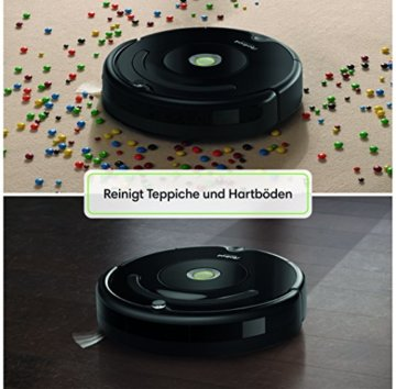 iRobot Roomba 671/675 Saugroboter Vergleich
