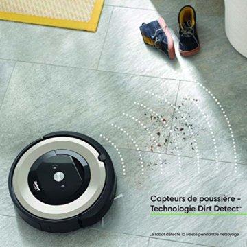 iRobot Roomba e5 Saugroboter verglich