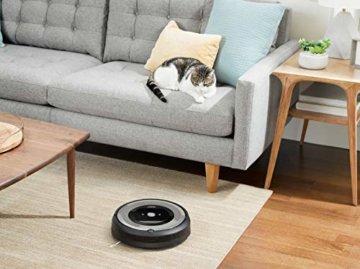 iRobot Roomba e5 Saugroboter teppich