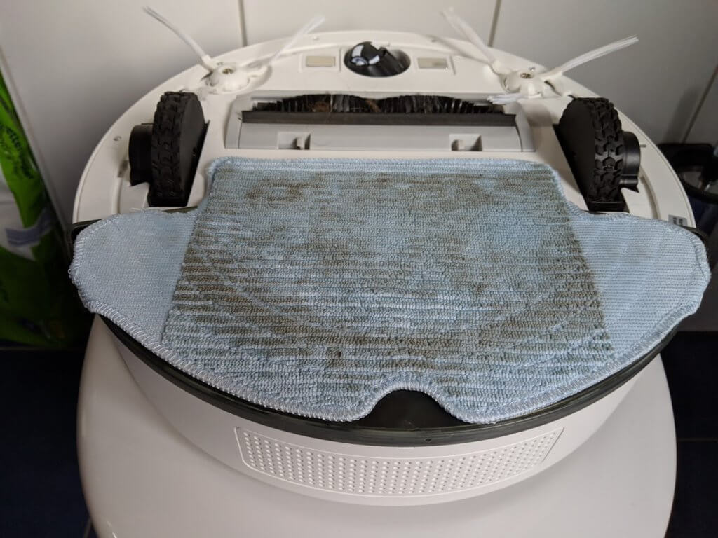 Saugroboter mit Wischfunktion Test