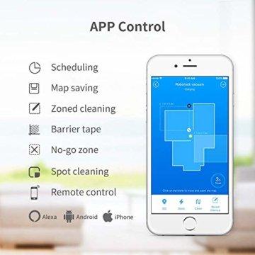 Roborock S5 Saugroboter App