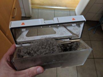 Xiaomi roborock saugleistung