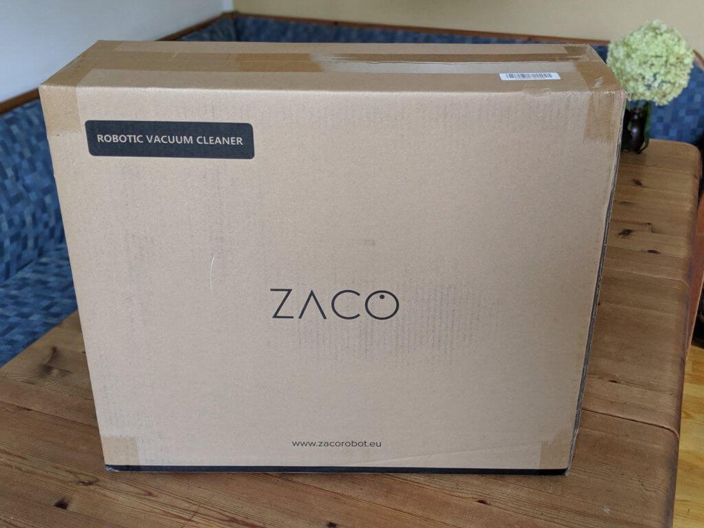 ZACO A9s Test